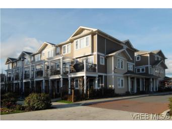 Main Photo: 104 842 Brock Avenue in VICTORIA: La Langford Proper Townhouse for sale (Langford)  : MLS® # 264507