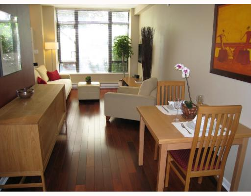 "Photo 5: 519 DRAKE Street in Vancouver: Downtown VW Townhouse for sale in ""OSCAR"" (Vancouver West)  : MLS(r) # V774966"