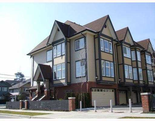 Main Photo: 38 6099 ALDER Street in Richmond: McLennan North Townhouse for sale : MLS®# V783673
