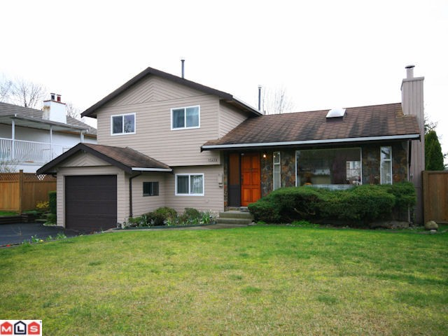 Main Photo: 15418 85A Avenue in Surrey: Fleetwood Tynehead House for sale : MLS® # F1006664
