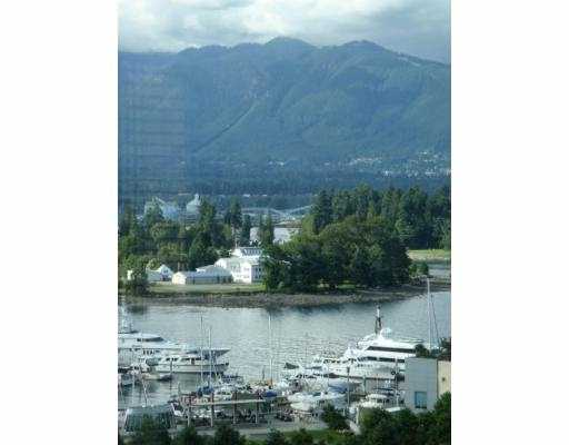 "Main Photo: 1001 1238 MELVILLE ST in Vancouver: Coal Harbour Condo for sale in ""POINT CLAIRE"" (Vancouver West)  : MLS® # V547366"