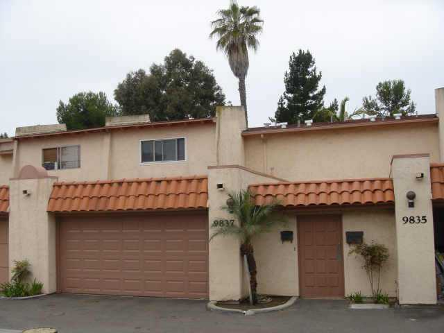 Main Photo: SAN DIEGO Residential for sale : 3 bedrooms : 9837 Genesee Ave