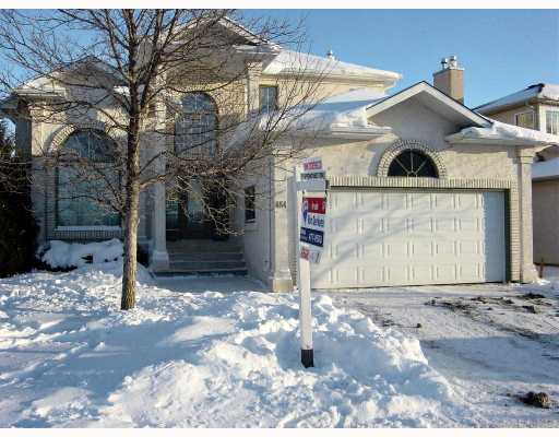 Main Photo: 484 SCURFIELD Boulevard in WINNIPEG: Fort Garry / Whyte Ridge / St Norbert Residential for sale (South Winnipeg)  : MLS® # 2900826