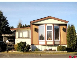 Main Photo: 33 1884 MCCALLUM Road in Abbotsford: Abbotsford East Manufactured Home for sale : MLS® # F2901697