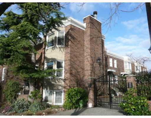 "Main Photo: 1367 W 7TH Avenue in Vancouver: Fairview VW Townhouse for sale in ""WEMSLEY MEWS"" (Vancouver West)  : MLS® # V752555"