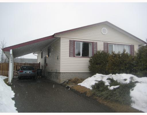 "Main Photo: 3986 ENEMARK Crescent in Prince_George: Pinewood House for sale in ""PINEWOOD"" (PG City West (Zone 71))  : MLS® # N190659"