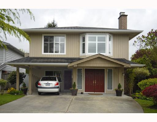 "Main Photo: 11780 TRUMPETER Drive in Richmond: Westwind House for sale in ""STEVESTON"" : MLS®# V765986"