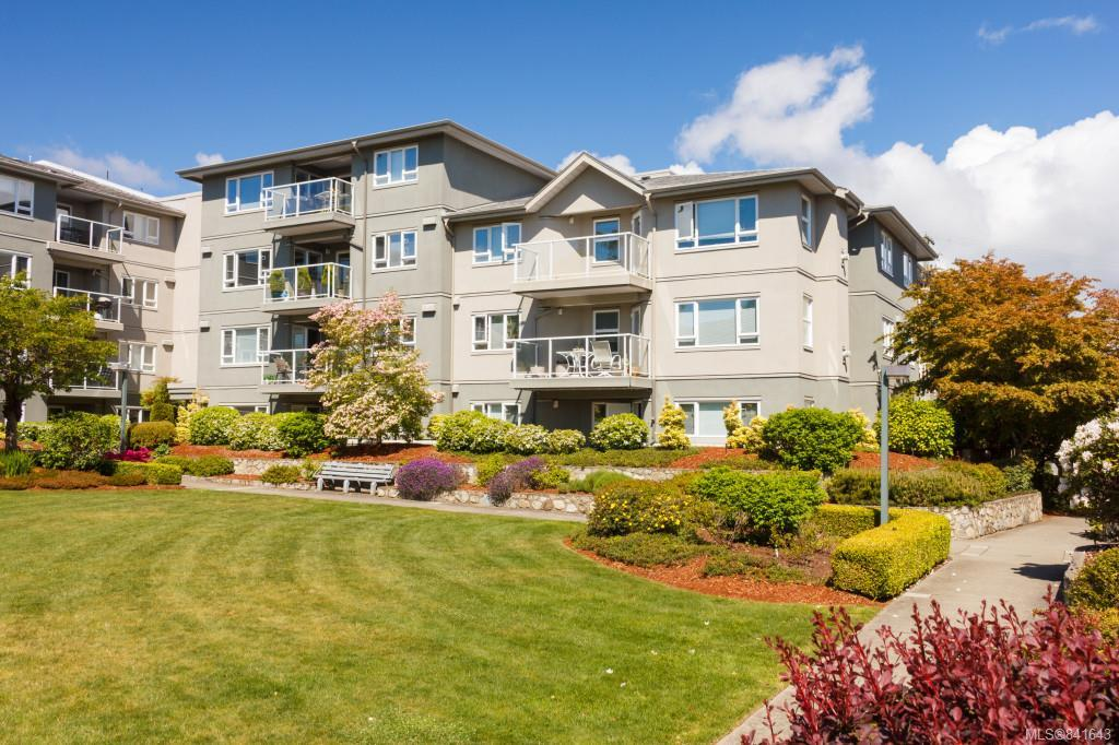 FEATURED LISTING: 408 - 951 Topaz Ave Victoria