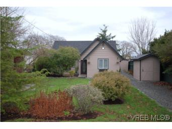 Main Photo: 2743 Victor Street in VICTORIA: Vi Oaklands Single Family Detached for sale (Victoria)  : MLS® # 271717