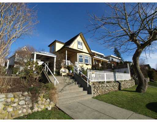 "Main Photo: 408 E 2ND Street in North Vancouver: Lower Lonsdale House for sale in ""THE JONES RESIDENCE"" : MLS® # V806455"