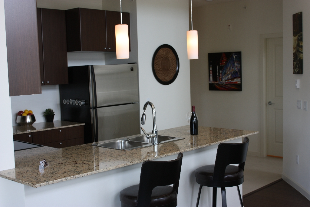 "Photo 2: 414 2477 KELLY Avenue in Port Coquitlam: Central Pt Coquitlam Condo for sale in ""SOUTH VERDE"" : MLS(r) # V831963"