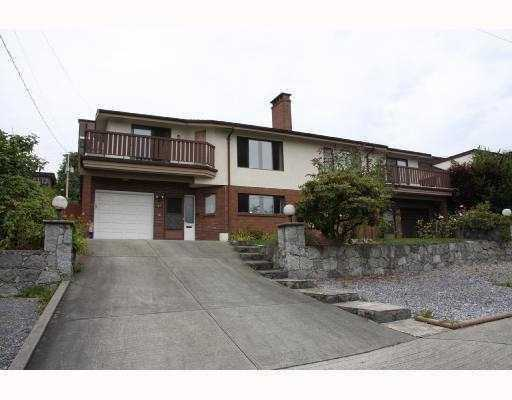 Main Photo: 5421 FRANCES Street in Burnaby: Capitol Hill BN House 1/2 Duplex for sale (Burnaby North)  : MLS® # V760541