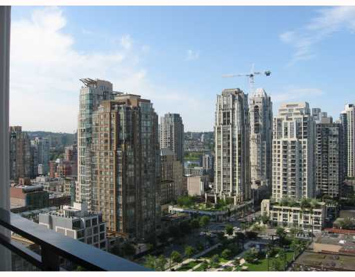 "Main Photo: 2010 1082 SEYMOUR Street in Vancouver: Downtown VW Condo for sale in ""FREESIA"" (Vancouver West)  : MLS® # V769547"