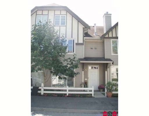 "Main Photo: 26 6465 184A Street in Surrey: Cloverdale BC Townhouse for sale in ""ROSE"" (Cloverdale)  : MLS® # F2918796"