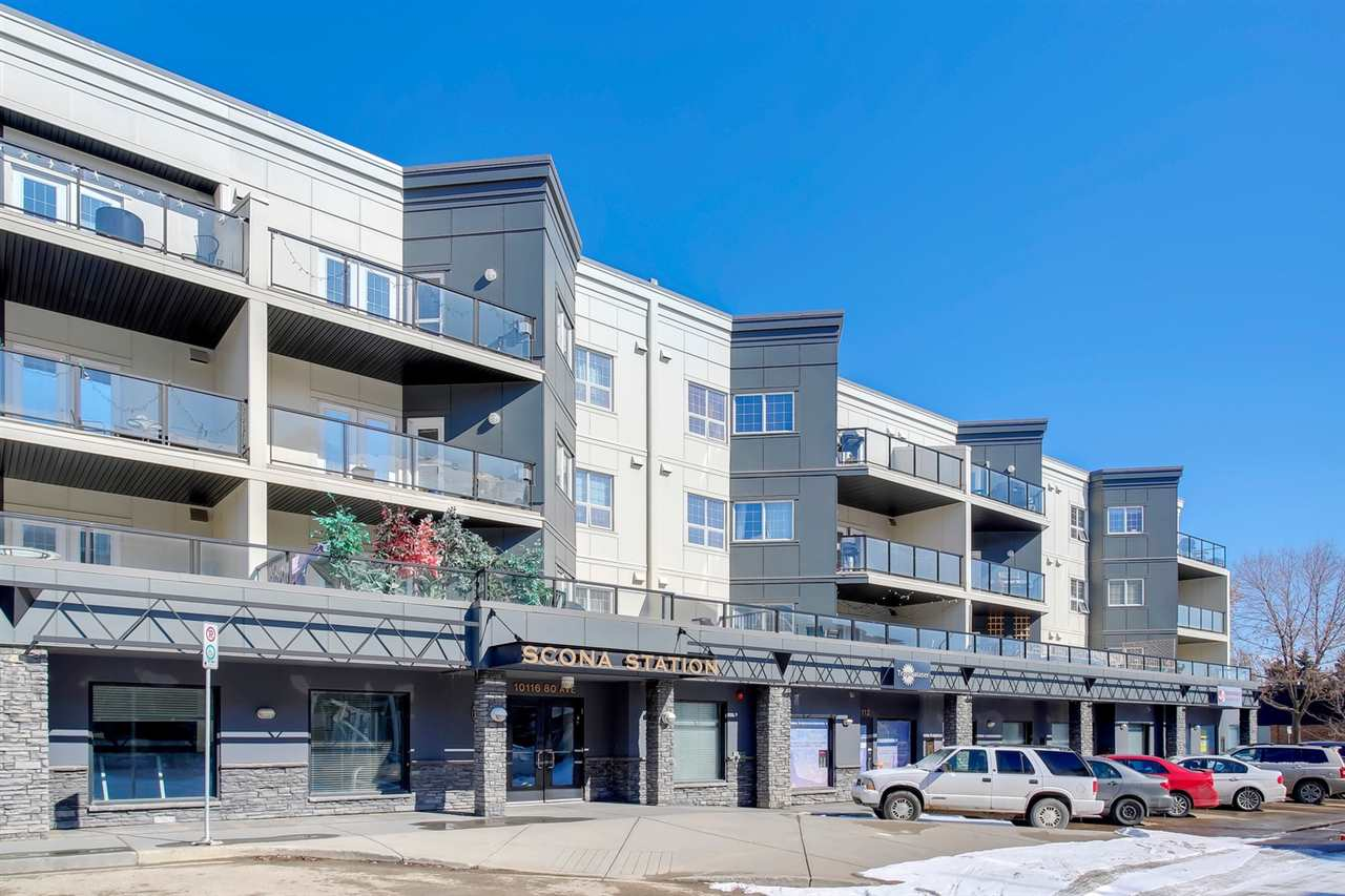 FEATURED LISTING: 309 - 10116 80 Avenue Edmonton