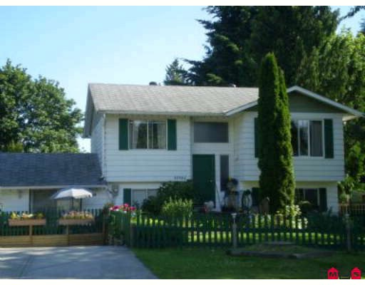 Main Photo: 32384 PTARMIGAN Drive in Mission: Mission BC House for sale : MLS® # F2820142