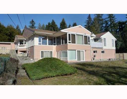 Main Photo: 510 HADDEN Drive in West_Vancouver: British Properties House for sale (West Vancouver)  : MLS® # V772562