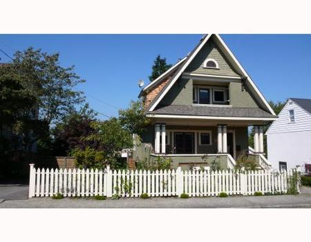 Main Photo: 301 PRINCESS ST in New Westminster: House for sale (Canada)  : MLS® # V761517