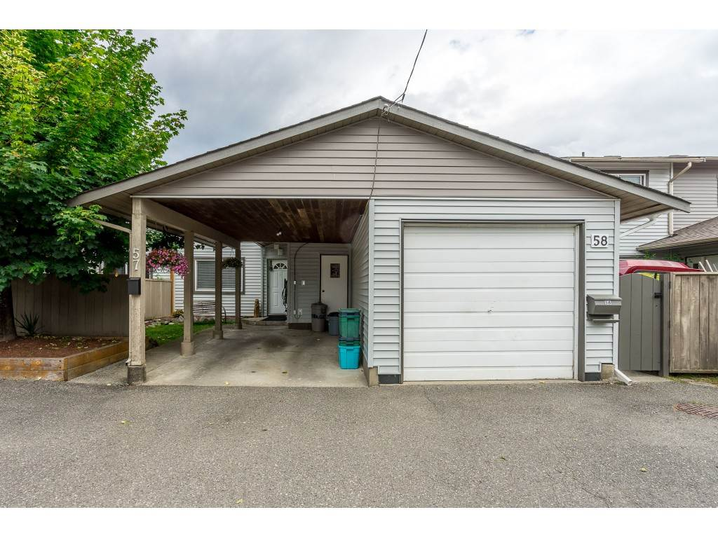 FEATURED LISTING: 57 - 46689 FIRST Avenue Chilliwack
