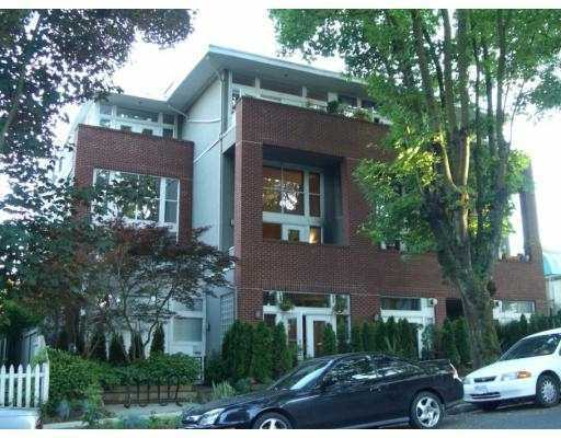"Main Photo: 103 980 W 22ND Avenue in Vancouver: Cambie Condo for sale in ""SIMON LOFTS"" (Vancouver West)  : MLS® # V785573"