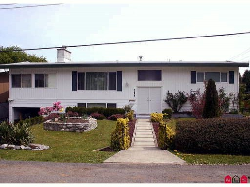 Main Photo: 2414 RIDEAU Street in Abbotsford: Abbotsford West House for sale : MLS® # F1011885