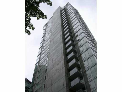 Main Photo: 2709 1239 W GEORGIA Street in Vancouver: Coal Harbour Condo for sale (Vancouver West)  : MLS® # V836397