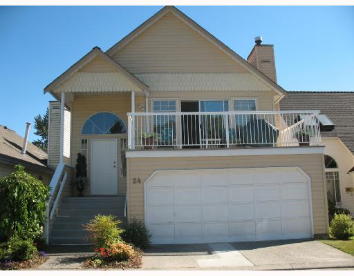 "Main Photo: 24 2865 GLEN Drive in Coquitlam: Eagle Ridge CQ House for sale in ""BOSTON MEADOWS."" : MLS® # V723113"