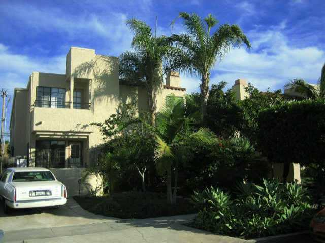 Main Photo: UNIVERSITY HEIGHTS Residential for sale : 2 bedrooms : 4671 Hamilton #12 in San Diego