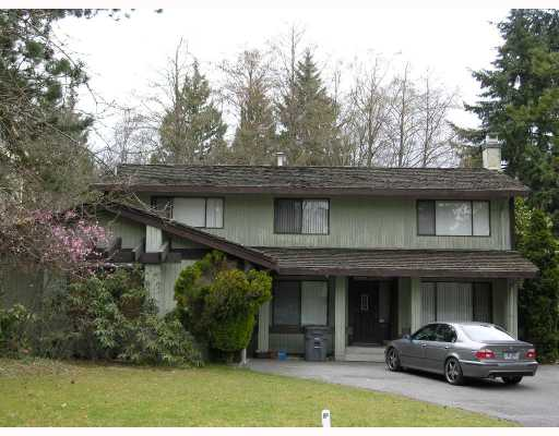 Main Photo: 4169 DONCASTER Way in Vancouver: Dunbar House for sale (Vancouver West)  : MLS® # V748901