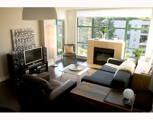 "Main Photo: 406 518 W 14TH Avenue in Vancouver: Fairview VW Condo for sale in ""Pacifica"" (Vancouver West)  : MLS® # V777895"
