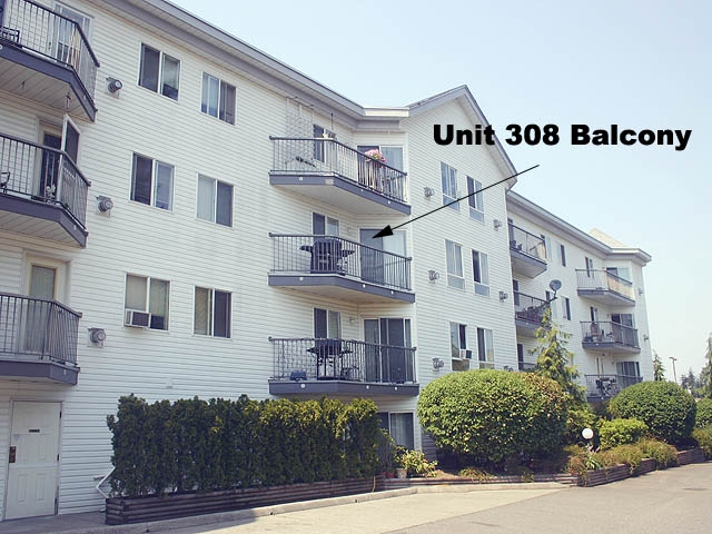 "Photo 11: 308 31831 PEARDONVILLE Road in Abbotsford: Abbotsford West Condo for sale in ""WESTPOINT VILLA"" : MLS® # F2917251"