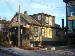 Main Photo: 119 St. Lawrence Street in VICTORIA: Vi James Bay Single Family Detached for sale (Victoria)  : MLS(r) # 286409