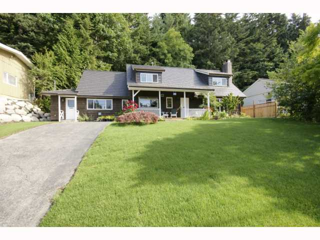 "Main Photo: 5764 CRANLEY Drive in West Vancouver: Eagle Harbour House for sale in ""Eagle Harbour"" : MLS®# V792723"