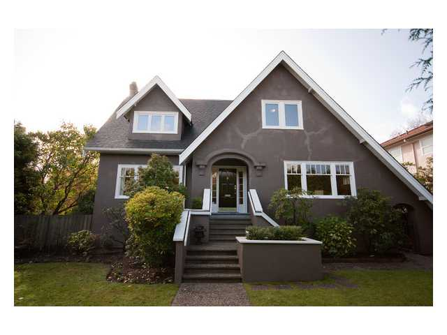 Main Photo: 1270 W KING EDWARD Avenue in Vancouver: Shaughnessy House for sale (Vancouver West)  : MLS(r) # V857080