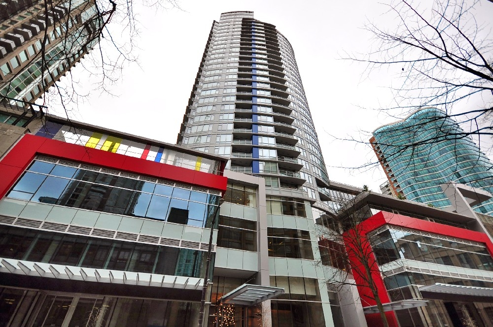 "Main Photo: 1703 833 HOMER Street in Vancouver: Downtown VW Condo for sale in ""ATELIER ON ROBSON"" (Vancouver West)  : MLS(r) # V861486"