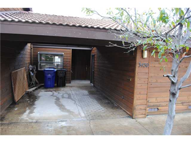 Main Photo: SAN DIEGO Townhome for sale : 2 bedrooms : 3450 Columbia