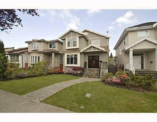 Main Photo: 2831 W 22ND Avenue in Vancouver: Arbutus House for sale (Vancouver West)  : MLS(r) # V719605