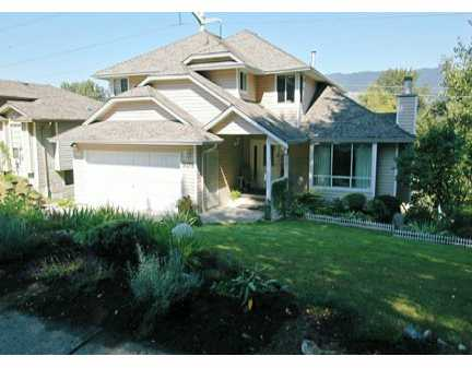 Main Photo: 3179 PIER Drive in Coquitlam: Ranch Park House for sale : MLS®# V619873