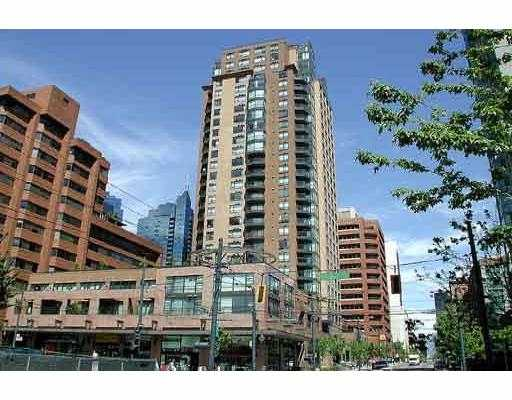 "Main Photo: 314 1189 HOWE ST in Vancouver: Downtown VW Condo for sale in ""THE GENESIS"" (Vancouver West)  : MLS® # V558273"
