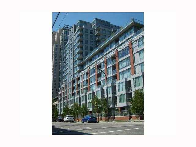 Main Photo: 504 1133 HOMER Street in Vancouver: Downtown VW Condo for sale (Vancouver West)  : MLS(r) # V814881
