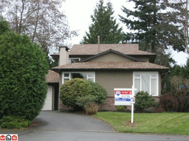 "Main Photo: 13114 62B Avenue in Surrey: Panorama Ridge House for sale in ""PANORAMA PARK"" : MLS® # F1028152"