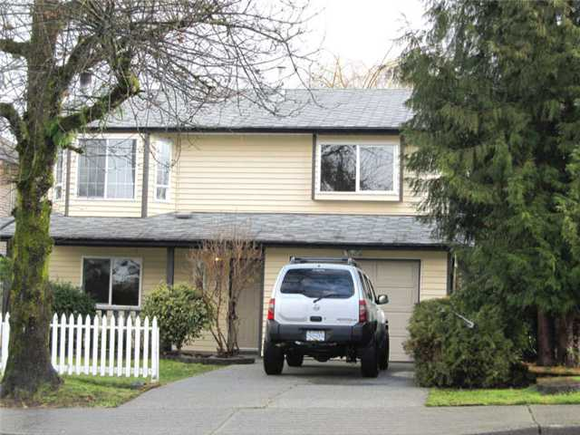 Main Photo: 12560 224TH Street in Maple Ridge: East Central House for sale : MLS® # V861404