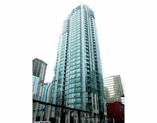 Main Photo: 801 1239 W GEORGIA Street in Vancouver: Coal Harbour Condo for sale (Vancouver West)  : MLS®# V773046