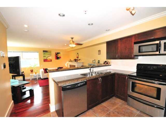 Photo 4: 203 8915 HUDSON Street in Vancouver: Marpole Condo  (Vancouver West)  : MLS(r) # V833072