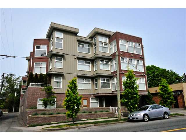 Main Photo: 203 8915 HUDSON Street in Vancouver: Marpole Condo  (Vancouver West)  : MLS® # V833072