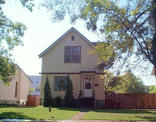 Main Photo: 206 KITSON Street in WINNIPEG: St Boniface Single Family Detached for sale (South East Winnipeg)  : MLS(r) # 2614991