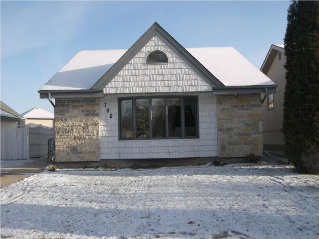 Main Photo: 788 St. Joseph Street in WINNIPEG: St Boniface Residential for sale (South East Winnipeg)  : MLS(r) # 2950510