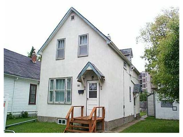 Main Photo: 175 ALFRED Avenue in WINNIPEG: North End Residential for sale (North West Winnipeg)  : MLS® # 2109051