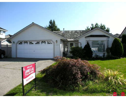 "Main Photo: 32338 NAKUSP Drive in Abbotsford: Abbotsford West House for sale in ""FAIRFIELD ESTATES"" : MLS®# F2904098"