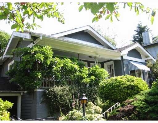 Main Photo: 5038 ARBUTUS Street in Vancouver: Quilchena House for sale (Vancouver West)  : MLS® # V779322